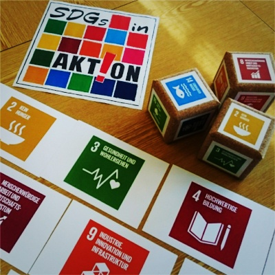 """BnE Fortbildung """"Die 17 SDGs: Die globalen Ziele ganz praktisch"""" 05.03.2020"""