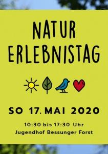 NaturErlebnisTag 17. Mai 2020